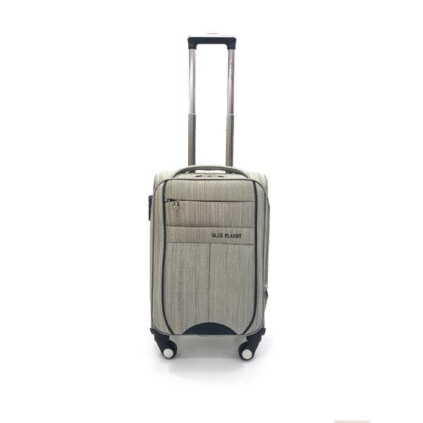 BLUE PLANET กระเป๋าเดินทาง รุ่น 4419 ขนาด20นิ้ว สีเทา
