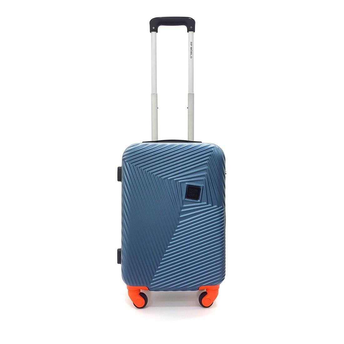 BP WORLD กระเป๋าเดินทาง 20 นิ้ว รุ่น 121 (สีฟ้า)