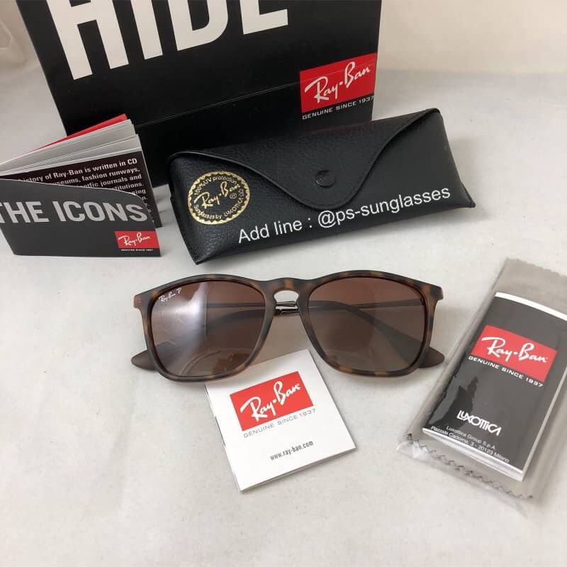 ef1683a7e8 Ray-Ban Chris RB4187 856 13 Sunglasses - PS-SUNGLASSES