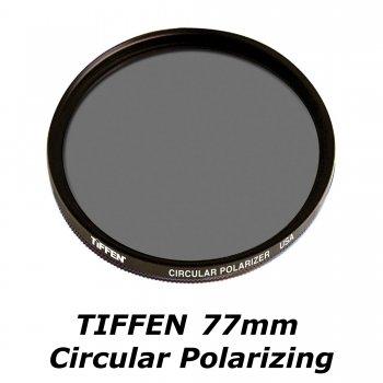 Tiffen 77mm Circular Polarizing
