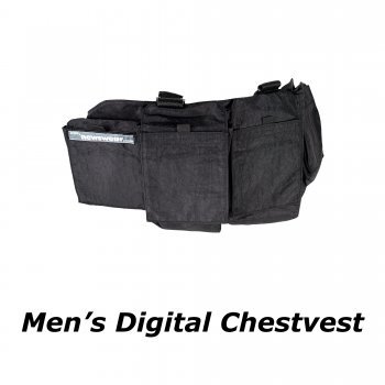 Newswear Men's Digital Chestvest