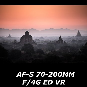 AF-S NIKKOR 70-200mm f/4G ED VR