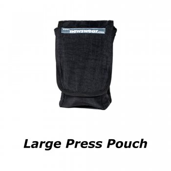 Newswear Large Press Pouch