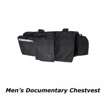 Newswear Men's  Documentary Chestvest