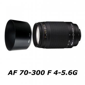 AF NIKKOR 70-300mm f/4-5.6 G