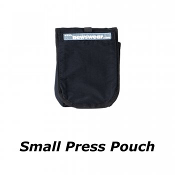 Newswear Small Press Pouch