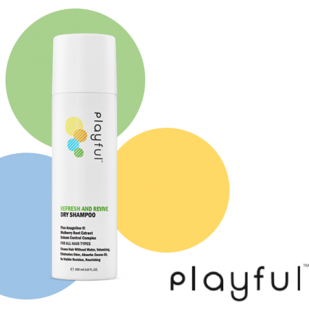 PLAYFUL Refresh&Revive Dry Shampoo (200 ml)