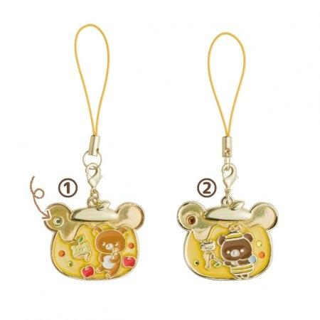 พวงกุญแจ Rilakkuma in Honey Forest AY23601