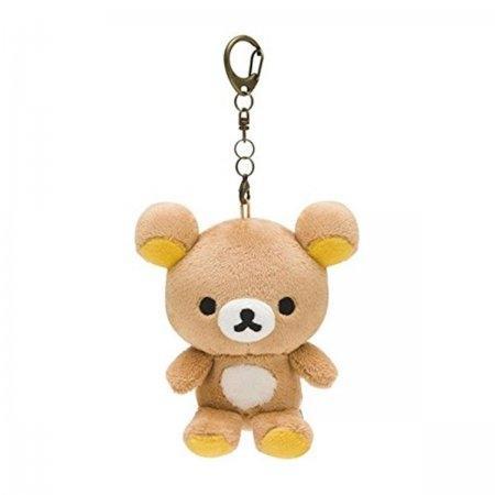 พวงกุญแจตุ๊กตา Rilakkuma MX15401