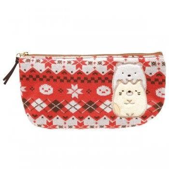 กระเป๋าถักใส่เครื่องเขียน Sumikko PY49401