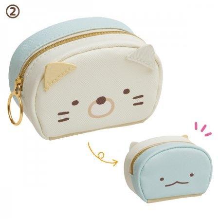 กระเป๋าซิบใส่เหรียญ Sumikko CU45901