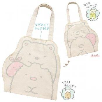 กระเป๋าผ้าดิบ Sumikko CT91401