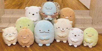 ตุ๊กตา Tonkatsu Sumikko size LL MX15201