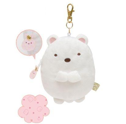 กระเป๋าพวงกุญแจ Shirokuma Sumikko PB50501