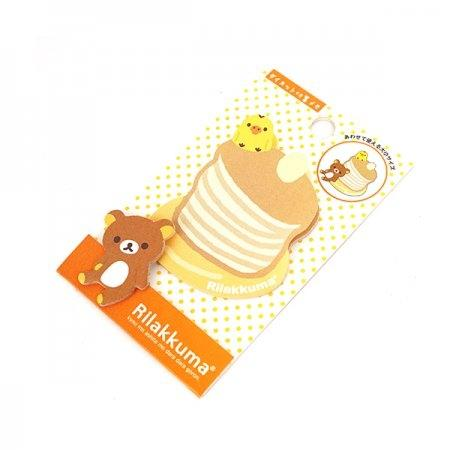 Sticky Note Rilakkuma Pancake MM02901