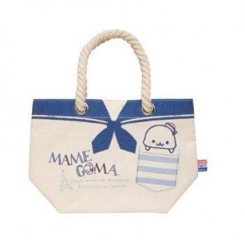 กระเป๋าถือผ้าดิบ Mamegoma CT90901