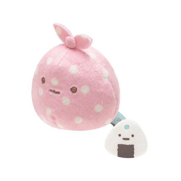 ตุ๊กตาจิ๋วถุงชมพู Sumikko Sumikko MP86207