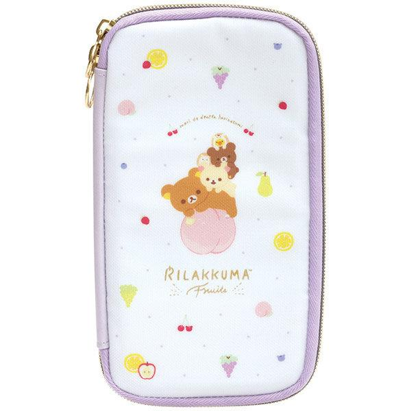 กระเป๋าใส่อุปกรณ์พกพาผลไม้ Rilakkuma PY80901 Pre-order