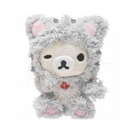 MR02401 ตุ๊กตา Korilakkuma คอลเลคชั่นแมว