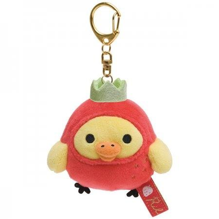 พวงกุญแจ Kiiroitori Strawberry MX40601