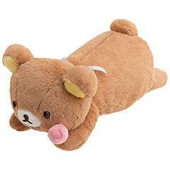 ตุ๊กตาขนมิ้งค์นอนคว่ำ Rilakkuma MF03601