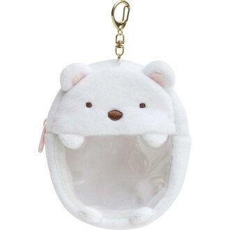 กระเป๋าพวงกุญแจ Shirokuma Sumikko MX84101