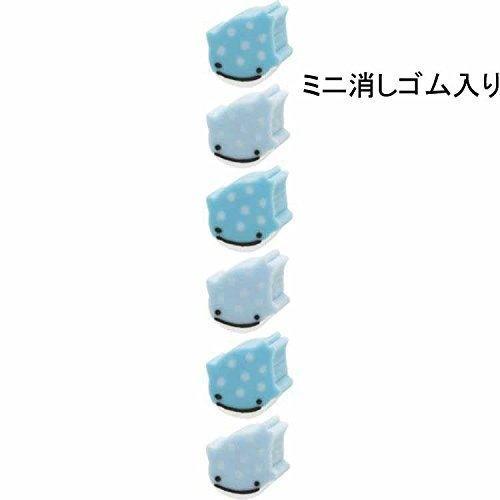 สมุดโน๊ตแบบพับ+ยางลบ Jinbesan MW14101