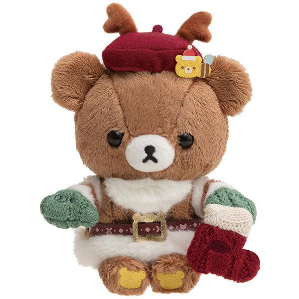 ตุ๊กตา Koguma Christmas 2019 size s (Limited edition) MY36801