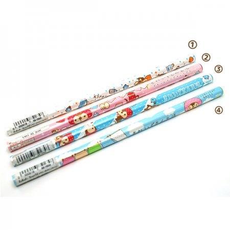 ดินสอไม้HB Kireizukin PN38301
