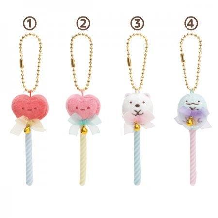 พวงกุญแจอมยิ้ม Sumikko MX83901