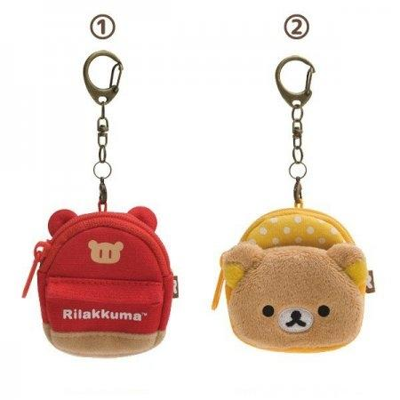 ชุดแต่งตัวกระเป๋าสะพาย Rilakkuma MX15701 / MX15801