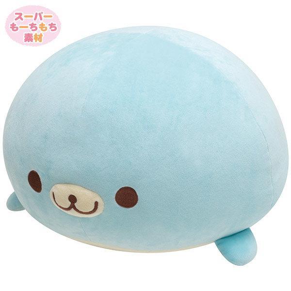 ตุ๊กตาโมจิ Mamegoma สีฟ้า MY61001