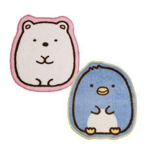 พรมเช็ดเท้า Shirokuma Sumikko AY21601-10