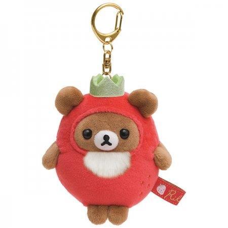 พวงกุญแจ Koguma Strawberry MX40701