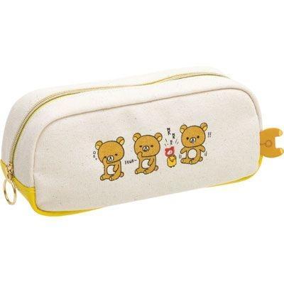 กระเป๋าใส่เครื่องเขียน Rilakkuma Sleepy PY69101