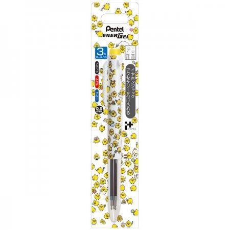 ปากกา Kiiroitori ENERGEL 3in1 PP43001
