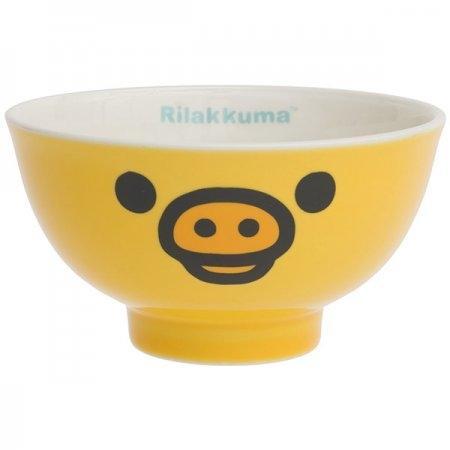 ชามเซรามิก Kiiroitori TK03801
