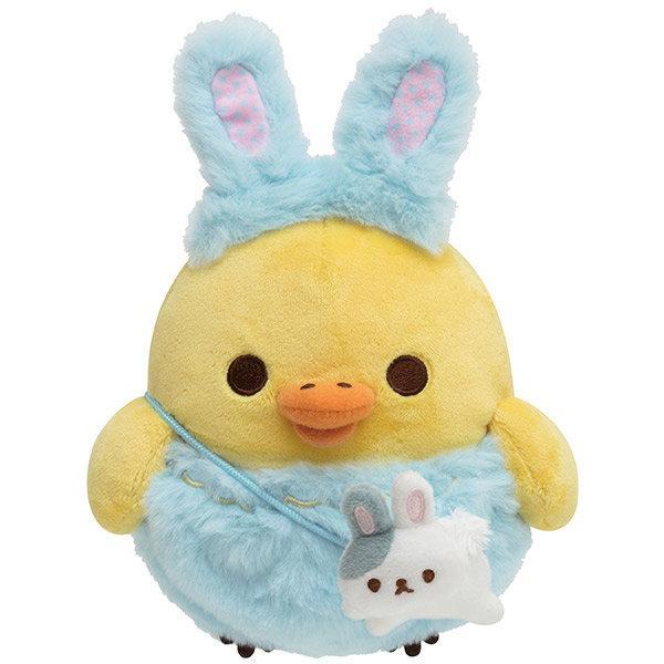 ตุ๊กตาKiiroitori Rabbit size S # MX90401