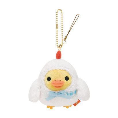 พวงกุญแจตุ๊กตา Tori สวมชุดไก่ MP37201