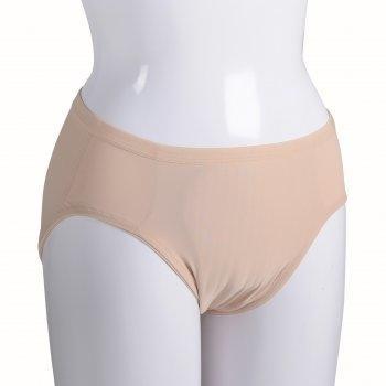 กางเกงกระชับเป้า ช่วยให้แลดูเนียนเรียบขึ้น : WX2101 สีเนื้อ (NN)