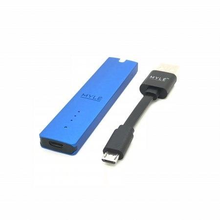 MYLE' Device  Blue