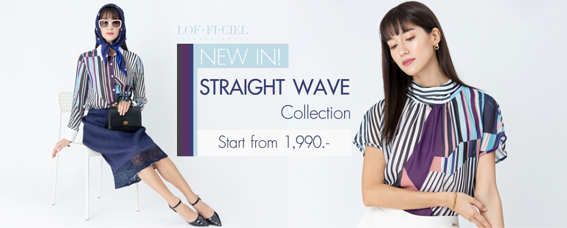 STRAIGHT WAVE COLLECTION
