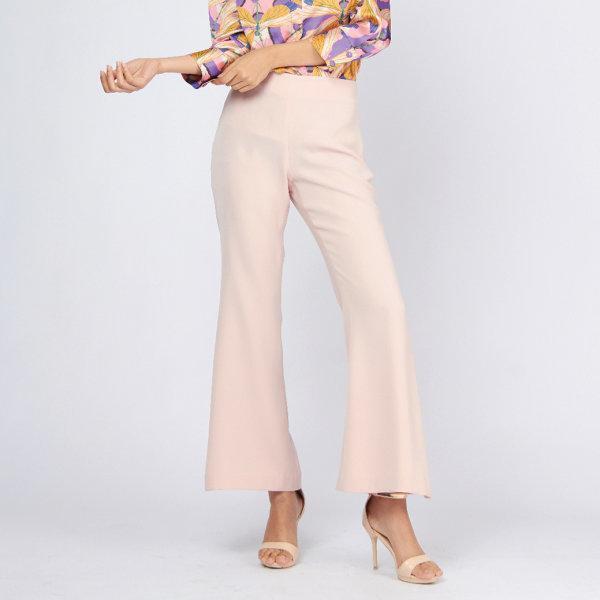 Lofficiel Pants กางเกงขายาว สี Light Pink FS18LP