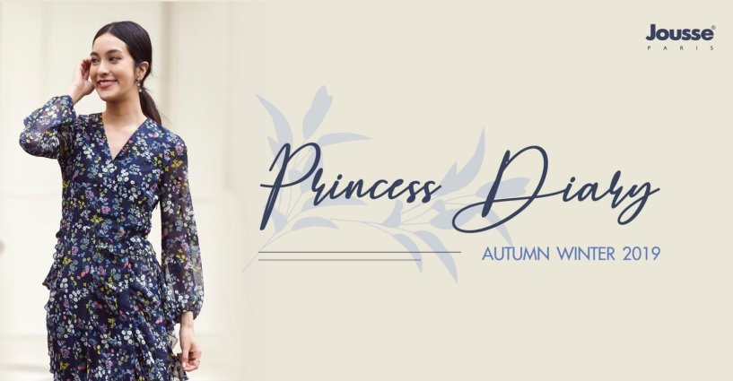 Autumn Winter 2019 - Princess Diary
