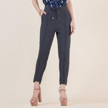 กางเกงผ้ายืดขายาว ใส่สบาย คล่องตัว สีเทาเข้ม | Jousse JS1HDB