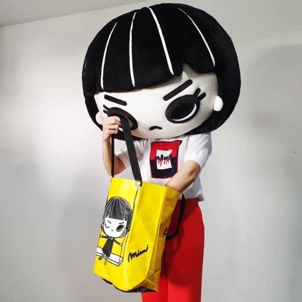 กระเป๋าผ้า Mimi ( AT5BYE)