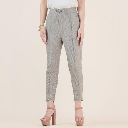 กางเกงผ้ายืดขายาว ใส่สบาย คล่องตัว สีเทาอ่อน | Jousse JS1HBR