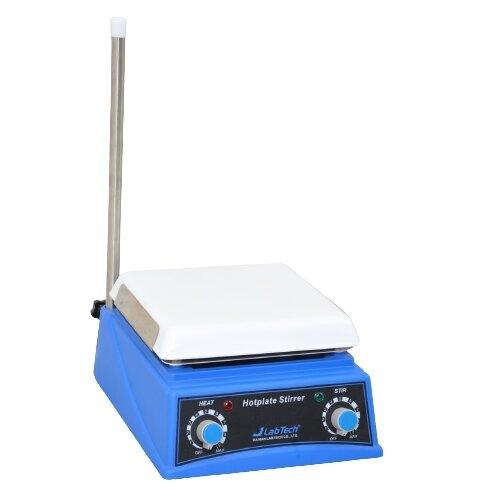 "Hotplate Stirrer 7""x7"" #LMS-1003 Labtech"