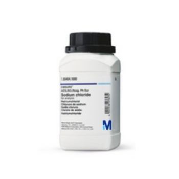 Sodium Hydroxide (NaOH) GR 1 kg #106498 Merck