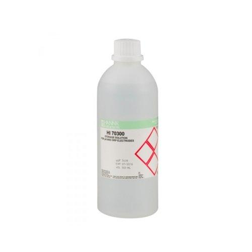 Electrode Storage Solution 500 ml. #HI70300 Hanna